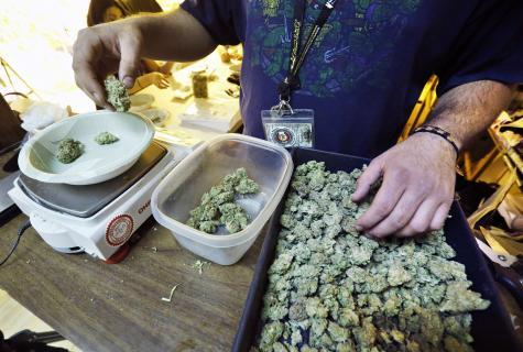 Cannabis Areaonline.ch